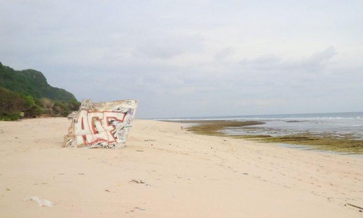 Pantai Nunggalan Objek Wisata Tersembunyi Di Bali Yang
