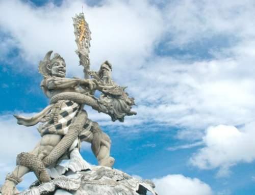 Patung Dewa Ruci Denpasar Bali