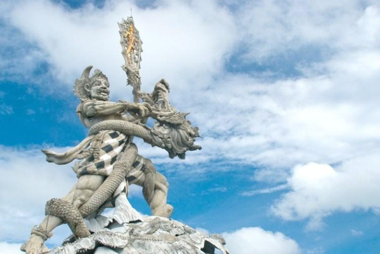 Patung Dewa Ruci