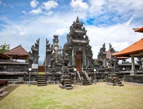 Tempat Ibadah Puja Mandala Nusa Dua Bali