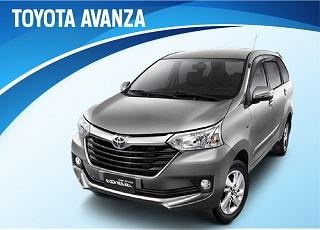 sewa mobil new avanaza bali