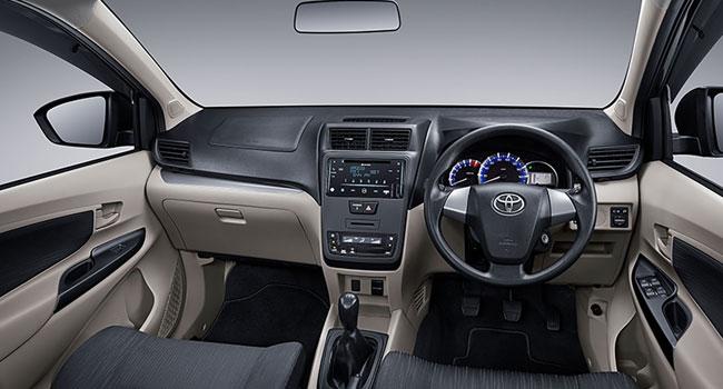 Toyota Avanza Facelift
