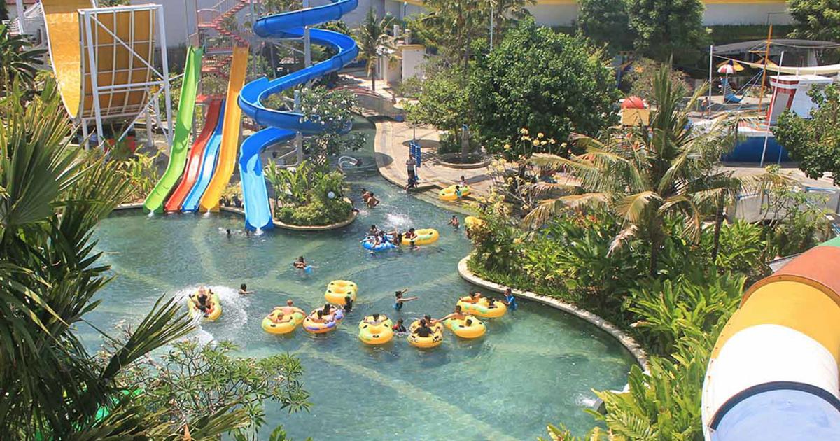 Nirmala Waterpark Unggasan Bali