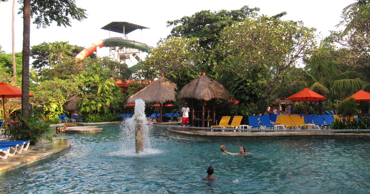 Tiket Masuk Nirmala Waterpark Unggasan