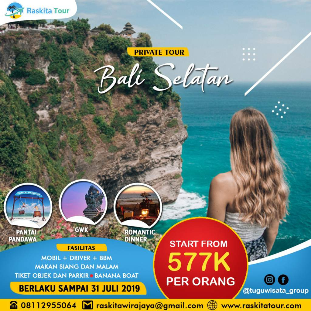 promo private tour ke bali