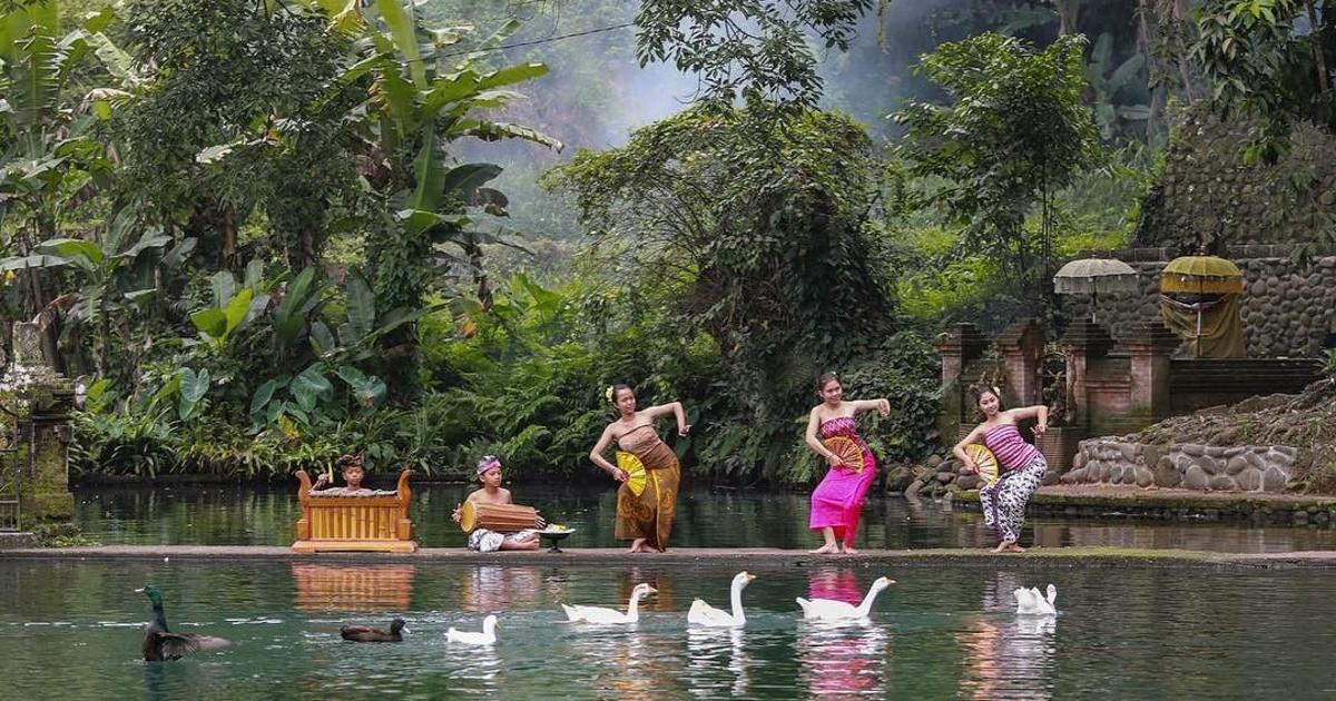 Lokasi Taman Mumbul Bali