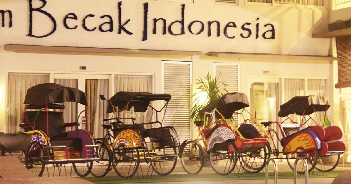 Museum Becak Indonesia