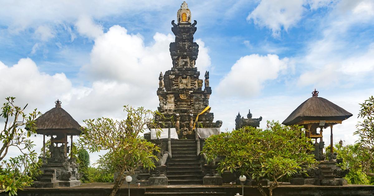 lokasi Puja Mandala