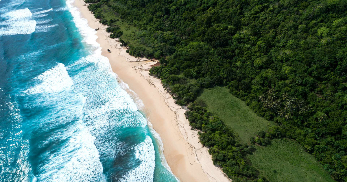 Lokasi Pantai Nyang-Nyang
